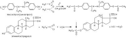 vnaoh контрольный опыт vnaoh на определение  Реакция этерификации ацилирования Реакция основана на свойстве фенолов образовывать сложные эфиры ацильные производные с ангидридами и