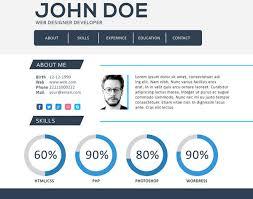 Web Resume 11 5 Techtrontechnologies Com