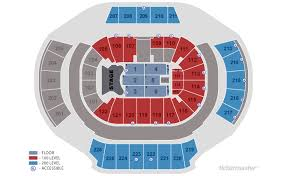Philips Arena Atlanta Ga Seating Chart 14 Judicious Philips Arena Portal Map