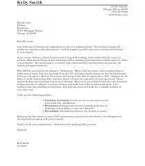 Cover Letter Sample For Career Change Resume To Sales Application