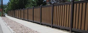 Woodland Brown Archives Trex Fencing the Composite Alternative to