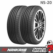 2 X Nankang Ns 20 Performance Road Tyres 225 40 R18 92w Xl