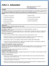 Assembly Line Worker Resume Doc www mittnastaliv tk accounting video resume  production resume sample for worker