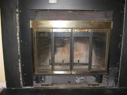 excellent ideas prefab fireplace doors updating framedoors for old prefabricated fireplace