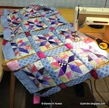 Baby Quilt From Bonnie Hunter Modern Baby Quilt Patterns Unique ... & Baby Quilt From Bonnie Hunter Modern Baby Quilt Patterns Unique Baby Quilt  Patterns Unique Baby Quilts Adamdwight.com