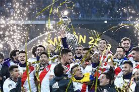 Resultado de imagem para river plate campeão da libertadores 2018
