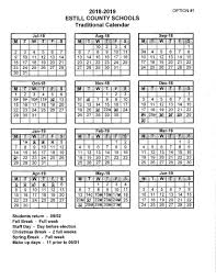 Fiscal Calendars 2018 As Free Printable Excel Templates Brilliant ...