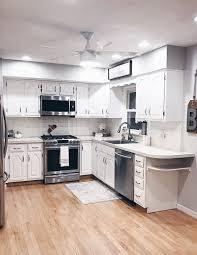 diy kitchen cabinet transformation