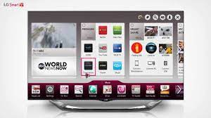 LG Smart TV - Network Connection Wired - YouTube