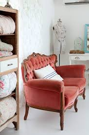 shabby chic red furniture. heart handmade uk vintage style interior inspiration paint me white shabby chic furniture red