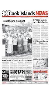 Wed Dec 09 CI NEWS by Cook Islands News ...