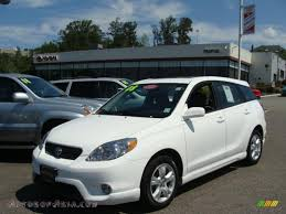 2008 Toyota Matrix XR in Super White - 714276 | Autos of Asia ...