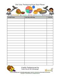 Meal Sign Up Sheet Template Barca Fontanacountryinn Com