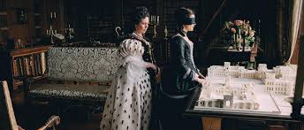 The Favourite Costume Design The Olde Fashioned Weirdness Of The Favourite B Roll