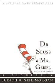 dr seuss and mr geisel by judith morgan