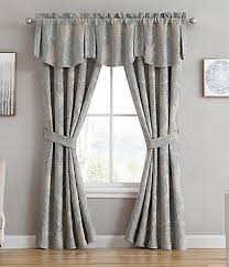 drapes with valance. Veratex Dicaprio Window Treatments Drapes With Valance T