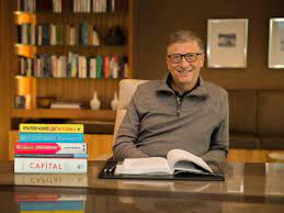 5 Books that Bill Gates Recommends to be Successful