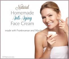 homemade face moisturizer wrinkle cream