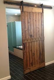 finest sliding closet barn door barn door closet track sliding barnwood hardware set interior