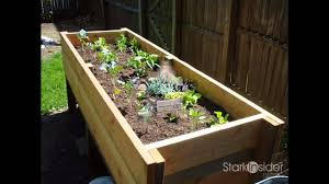 Small Picture Garden box design decorations ideas YouTube