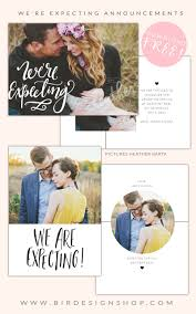 Free Pregnancy Announcement Templates Pin On Free Photography Templates