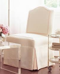 love everything especially parsons chair with trim and contrast pleat phoebe howard