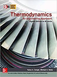 Amazon.com: Thermodynamics An Engineering Approach (1256565658647 ...