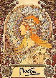 Art Nouveau Poster Designers Alphonse Mucha Zodiac Art Nouveau Wikipedia The Free