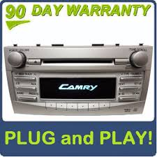 2010 2011 TOYOTA Camry Radio Stereo MP3 CD Player Bluetooth A51888 ...