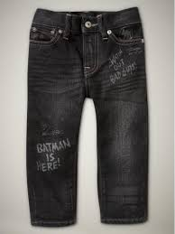 Gap Jeans Size Chart Nwt Baby Gap Boys Junk Food Superhero Playdate Straight