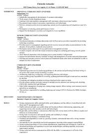 Security Engineer Resume Sample Cyber Security Engineer Resume Samples Velvet Jobs 7