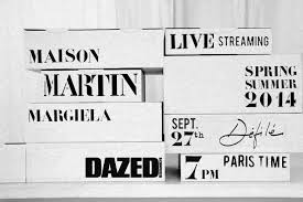 Exclusive: <b>Maison Martin Margiela</b> playlist and live stream ...