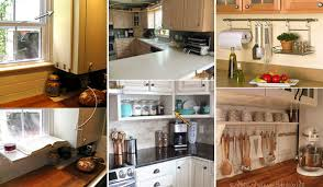 kitchen is the one place that can bring family together to prepare the foods so it is natural for a lot of stuff to aculate there