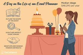 Party Planer Event Planner Job Description Salary Skills More