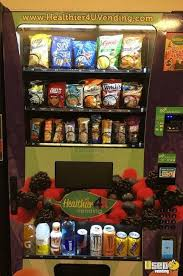 Vending Machines Locations For Sale Fascinating 488 Healthier 48U Vending Machines With Optional Locations For Sale