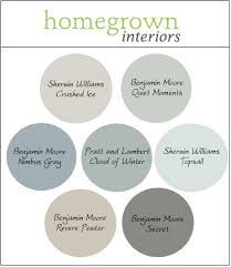 Transitional Paint Color For Modern Interiors. Gray, Blue And Green Paint  Colors. Crushed