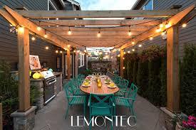 Lemontec Commercial Grade Outdoor String Lights Lemontec Commercial Grade Outdoor String Lights Review