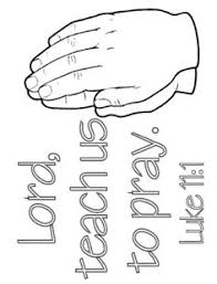 Small Picture Children Praying Hands Clipart Child20praying20hands Sunday