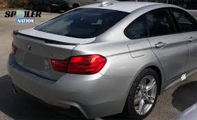 2014-2017 BMW 4 Series Gran Coupe Sedan Sport Rear Lip Spoiler