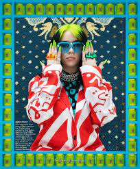 Billie Eilish - Vogue US March 2020 Issue • CelebMafia