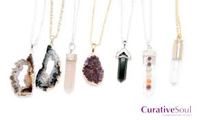 healing necklaces pendants