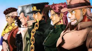 Desktop wallpaper anime boys, jojo's ...