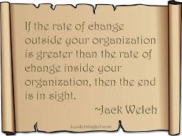 Jack Welch Quotes On Innovation. QuotesGram via Relatably.com