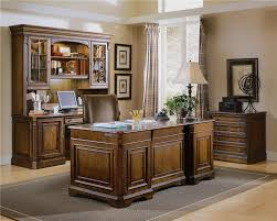 Hooker Furniture Brookhaven Executive L Right Return Desk