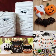Cute Kid Friendly Halloween Decorations