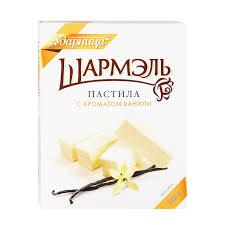 <b>Пастила Шармэль с</b> ароматом ванили 221 г (1000484413) купить ...