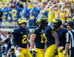 Michigan Football Projected Depth Chart Worthwhile Prediction Of Michigans 2019 Football Depth Chart