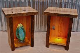 reclaimed oak furniture. RECLAIMED OAK END TABLES. TABLES MADE FROM BEAMS A CHURCH BUILT Reclaimed Oak Furniture