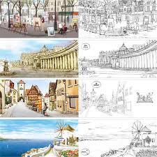 Small Picture Travel Coloring Book Miakenasnet