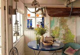 Nautical Decor Inspirations On The Horizon Coastal Rustic Nautical Interiors